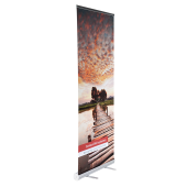 Roll-up banner standaard incl. bedrukking